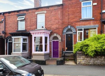 Thumbnail 3 bed terraced house for sale in South View Crescent, Sheffield