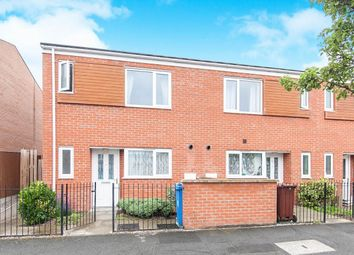 Thumbnail 3 bedroom terraced house for sale in Markfield Avenue, Manchester