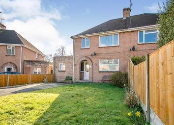 Thumbnail 3 bed semi-detached house for sale in Cologne Road, Bovington, Wareham