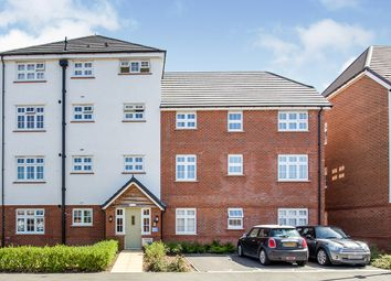 Thumbnail 1 bed flat for sale in Ferry Pickering Close, Hinckley, Leicestershire