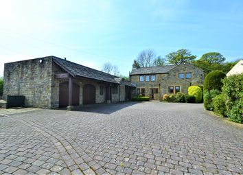 Thumbnail 5 bed barn conversion for sale in Bank End, Clayton West, Huddersfield