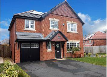 Thumbnail 4 bed detached house for sale in Forest Grove, Barton, Preston, Lancashire