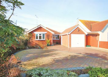 Thumbnail 3 bed detached bungalow for sale in Halstead Road, Kirby Cross, Frinton-On-Sea