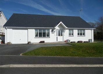 Thumbnail 3 bedroom detached bungalow for sale in Allt-Y-Bryn, Llanarth
