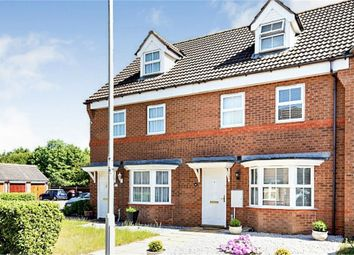 Thumbnail 3 bed terraced house for sale in Sandleford Drive, Elstow, Bedford