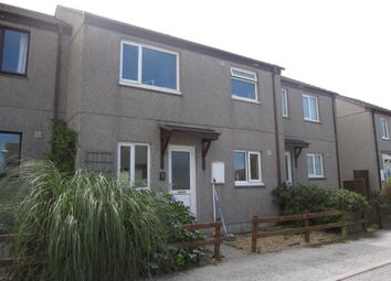 Thumbnail 3 bed terraced house to rent in Talveneth, Pendeen, Penzance, Cornwall