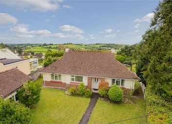 Thumbnail 3 bedroom detached bungalow for sale in Aller Park Road, Aller Park, Newton Abbot, Devon.