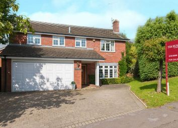 Thumbnail 4 bed detached house for sale in Misbourne Avenue, Chalfont St. Peter, Gerrards Cross