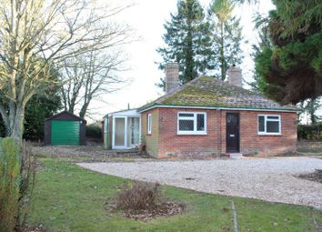 Thumbnail 3 bed detached bungalow to rent in Doyley Bungalow, Hurstbourne Tarrant, Andover, 0Er.