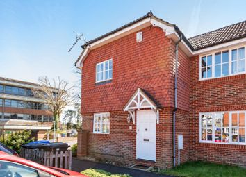 Thumbnail 1 bed property for sale in The Hollands, Woking