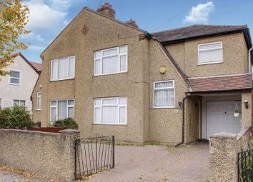 Thumbnail 3 bedroom semi-detached house for sale in Malvern Road, Enfield