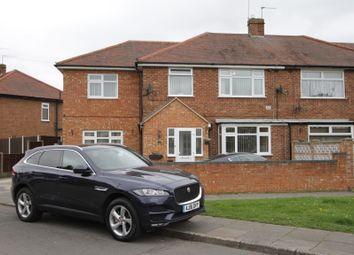 Thumbnail 4 bed semi-detached house for sale in Sherborne Road, Bedfont, Feltham