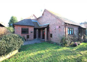Thumbnail 2 bed semi-detached bungalow for sale in Bowling Court, Fair Mile, Henley-On-Thames