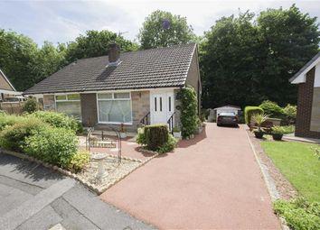 Thumbnail 2 bed semi-detached bungalow for sale in Roundwood Avenue, Burnley, Lancashire