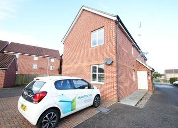 Thumbnail 1 bed flat to rent in Harrison Drive, St. Mellons, Cardiff