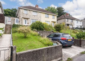 Thumbnail 3 bed semi-detached house for sale in Severn Close, Risca, Newport