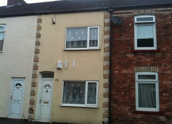 Thumbnail 3 bed terraced house to rent in Clinton Terrace, Gainsborough, Lincs, Lincs
