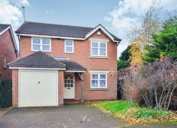 Thumbnail 4 bed detached house for sale in Grizedale Close, Forest Town, Mansfield, Nottinghamshire