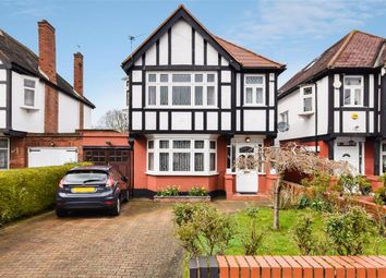 Thumbnail 5 bed detached house for sale in Norval Road, Wembley, Middlesex