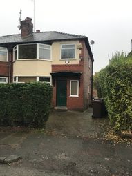 Thumbnail 3 bed semi-detached house to rent in Parksway, Prestwich