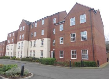 Thumbnail 2 bed flat to rent in Bradgate Close, Sileby, Loughborough