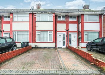 Thumbnail 3 bedroom terraced house for sale in Elmore Road, Luton