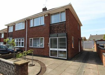 Thumbnail 3 bedroom semi-detached house for sale in Clipstone Road, Coventry