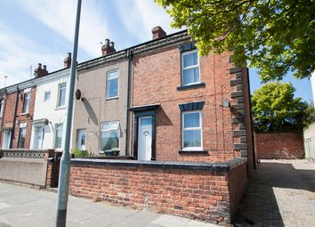 Thumbnail 2 bed end terrace house to rent in Lancaster Road, Hartlepool