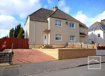 Thumbnail 3 bed semi-detached house for sale in Fourth Street, Uddingston, Glasgow