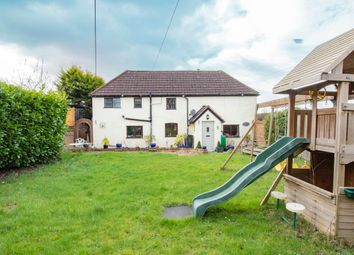 Thumbnail 4 bed detached house for sale in Andover Road, Oakley, Basingstoke