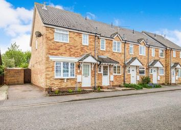 Thumbnail 3 bed end terrace house for sale in Carlton Colville, Lowestoft, Suffolk