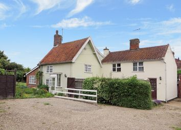 Thumbnail 4 bed semi-detached house for sale in London Road, Halesworth