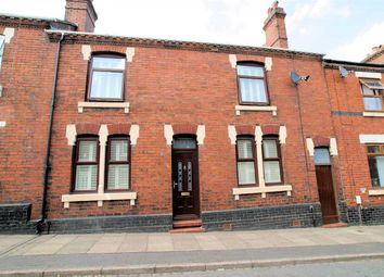 Thumbnail 2 bed town house for sale in Jervis Street, Hanley, Stoke-On-Trent