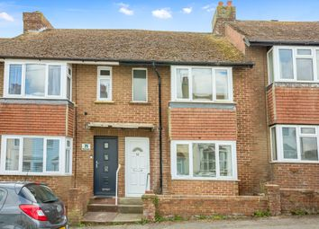 Thumbnail 3 bed terraced house for sale in Evelyn Avenue, Newhaven