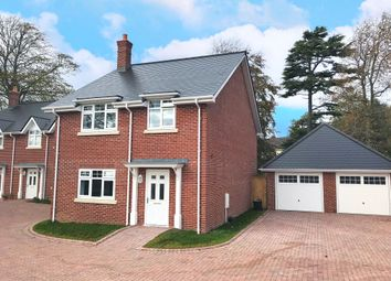 Thumbnail 4 bedroom detached house for sale in Warmwell Road, Crossways, Dorchester