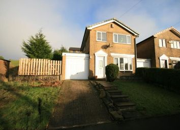 Thumbnail 3 bed detached house for sale in Douglas Road, Bacup