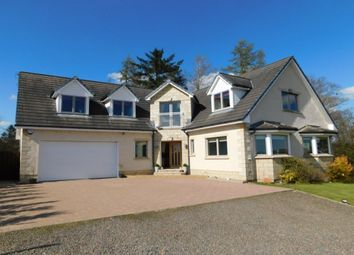 Thumbnail 5 bed detached house for sale in Lanark Road, Ravenstruther, Lanark