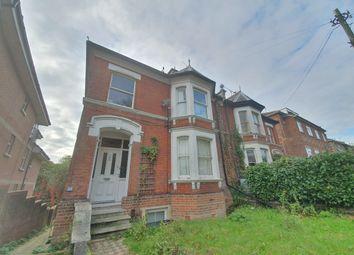 Thumbnail 4 bed flat to rent in Westridge Road, Southampton