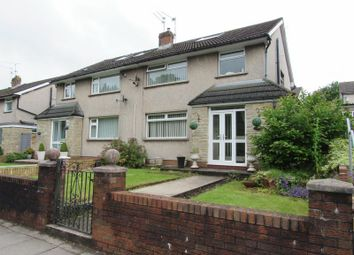 Thumbnail 2 bedroom semi-detached house for sale in Michaelston Road, Cardiff