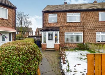 Thumbnail 3 bed semi-detached house for sale in Chestnut Close, Jarrow