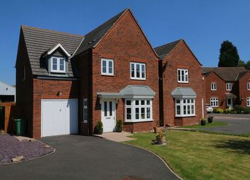 Thumbnail 4 bedroom detached house for sale in Westminster Road, Walsall, West Midlands