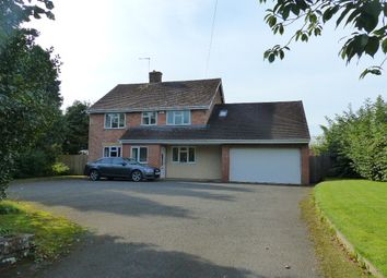 Thumbnail 4 bed detached house for sale in North Avenue, Ashbourne