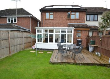 Thumbnail 2 bed end terrace house for sale in Adelaide Drive, Colchester, Essex