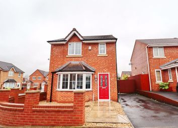 3 bed detached house for sale in Greenhaven Close, Worsley, Manchester M28