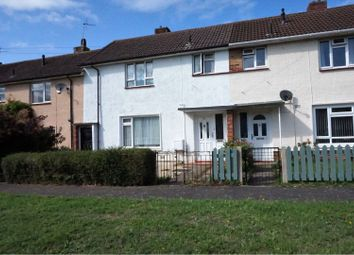 Thumbnail 2 bed terraced house for sale in Kilve Crescent, Taunton