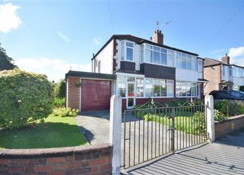 Thumbnail 3 bed semi-detached house for sale in Park View, Cheadle Heath, Cheshire