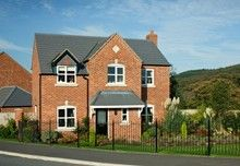 Thumbnail 4 bedroom detached house for sale in Staunton At Waterside Village, Lowfield Lane, St. Helens, St Helens