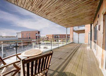 Thumbnail 2 bed flat for sale in Ada Walk, Oakgrove, Milton Keynes