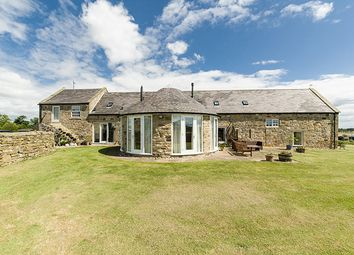 Thumbnail 5 bedroom barn conversion for sale in The Gin Gan, Fenwick, Near Matfen, Northumberland