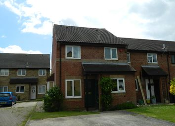 Thumbnail 1 bed end terrace house to rent in The Spinney, Bar Hill